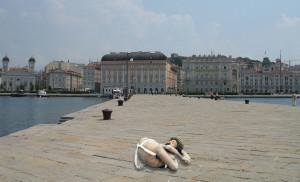 Molo Audace Trieste Yoga