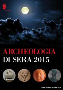 archeologia di sera 2015