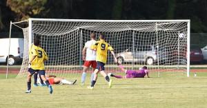 Sanvitese-Kras il goal