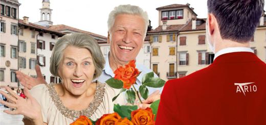 aTRIO - festa dei nonni a Udine