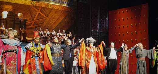 Turandot applausi