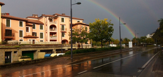 arcobaleno san rocco muggia trieste