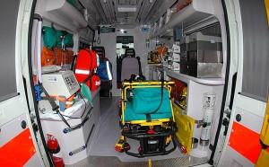 sanità 118 ambulanza