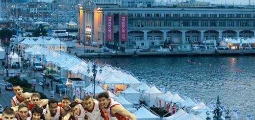 Villaggio Barcolana 2015 - pallacanestro Trieste 2004
