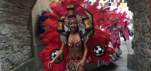 Ballerini brasiliani a Muggia (1)