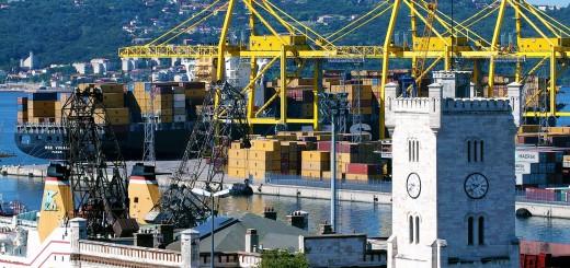 Torre del Lloyd Porto di Trieste