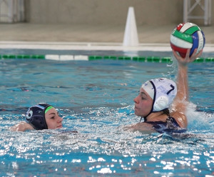 Beatrice Cergol pallanuoto Trieste femminile
