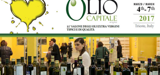 Olio Capitale 2017 Trieste