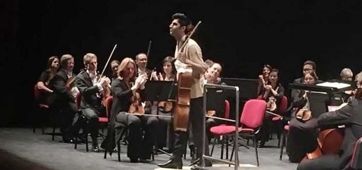 Royal Liverpool Orchestra Soltani