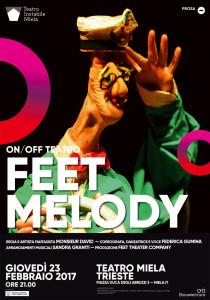 Teatro Miela Feet Melody