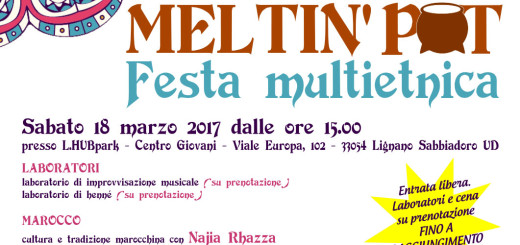 Meltin Pot Lignano 2017