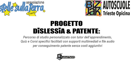 Progetto Dislessia e Patente
