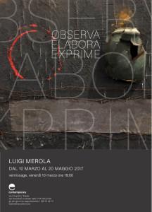 Luigi Merola Observa Elabora Exprime