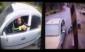 rapina auto