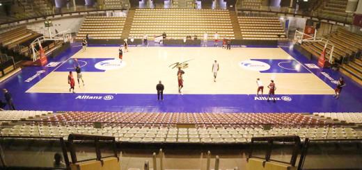 parquet Alma Arena