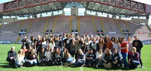 scuole Sandrinelli e Da Vinci al Nereo Rocco di Trieste