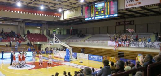 pallacanestro Alma Trieste vs Jesi