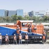 Nuovo locomotore Adriafer
