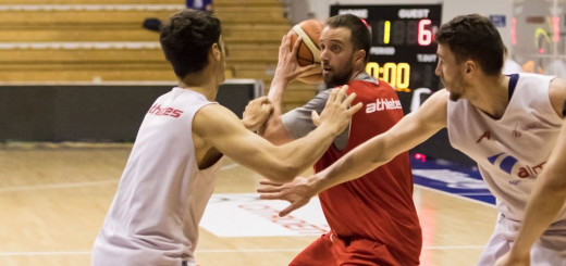 Daniele Cavaliero pallacanestro Alma Trieste