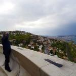 Faro della Vittoria panorama