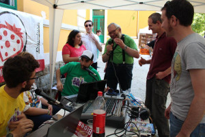 Radio Fragola Parco di San Giovanni Trieste