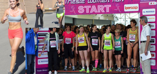 Trieste solo women run