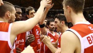 pallacanestro Alma Trieste vs Tortona playoff