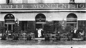 Caffè Moncenisio esterno