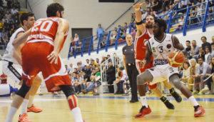 pallacanestro Alma Trieste vs Tortona