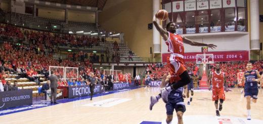pallacanestro Alma vs Treviglio