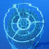 Rosette campionamento acqua Ogs