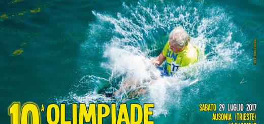 Olimpiade dele Clanfe 2017 Trieste