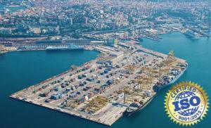 Porto di Trieste certificazione iso