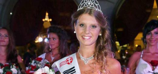 Beatrice La Monaca Miss Trieste 2016