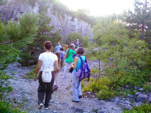 escursione Monte San Michele