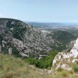 Basovizza panorama Val Rosandra