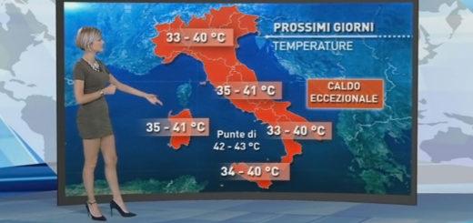 meteo Trieste 4 agosto 2017