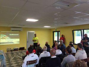 Coerver coaching lesson Triestina calcio