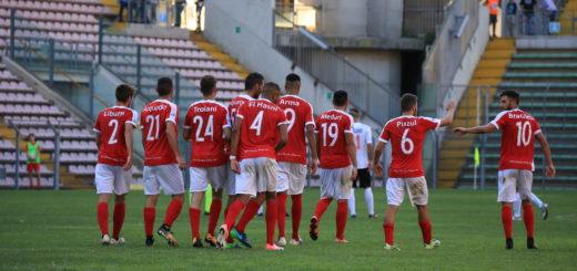 Triestina Calcio settembre 2017 Campionato serie C