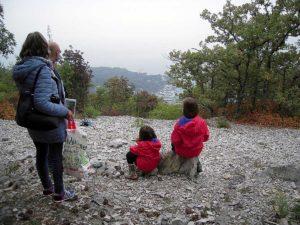 escursione Carso bambini Curiosi di Natura