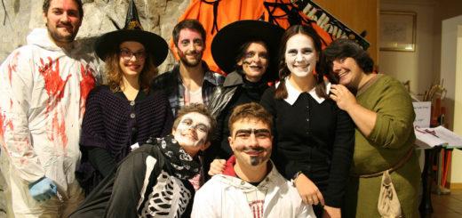 Halloween Cornino