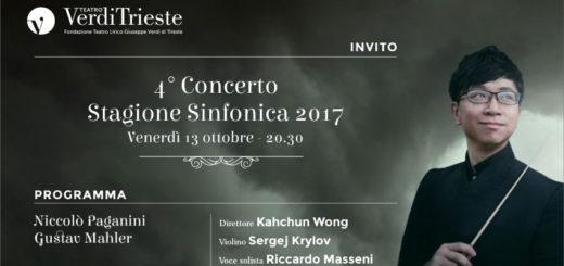 Teatro Verdi di Trieste quarto concerto