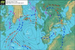 meteo previsioni 30 novembre 2017
