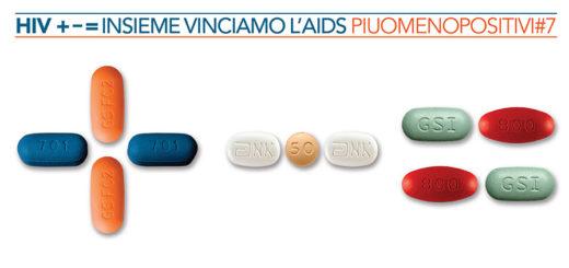 HIV 2017 più o meno positivi