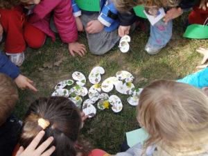 laboratorio bambini Cooperativa Curiosi di Natura