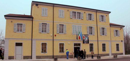 antica dogana austriaca oggi sede del Museo del Confine a Visco