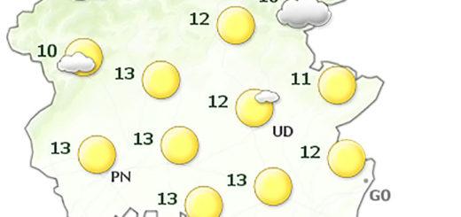 previsioni meteo Trieste 16/11/2017