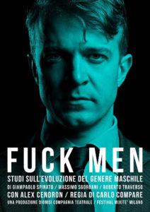 Teatro Sosta Urbana Fuck-men