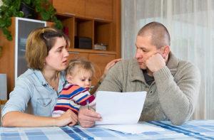 poveri povertà famiglia povera