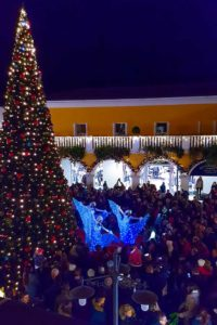 Palmanova Outlet Village Natale